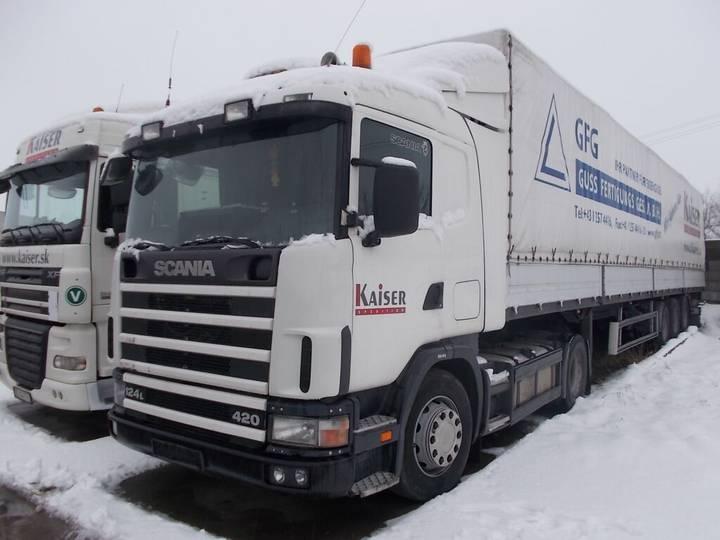 Scania 124 RA 420 - 2001