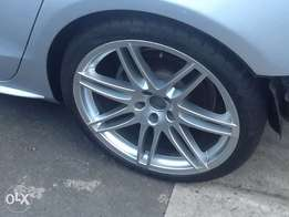 I am looking for a audi 20inch mag