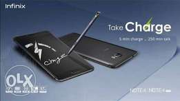 Infinix Note 4 Pro 32GB 3GB RAM FREE Smartcover and Xpen