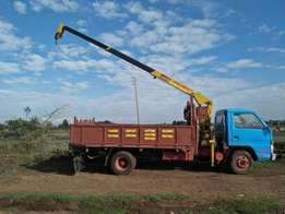 Crane for Hire 3 Tone Nanyuki