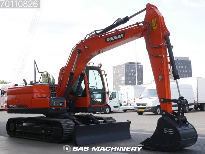 Doosan DX 140 LC New unused 2019 - CE - 2018 - image 3
