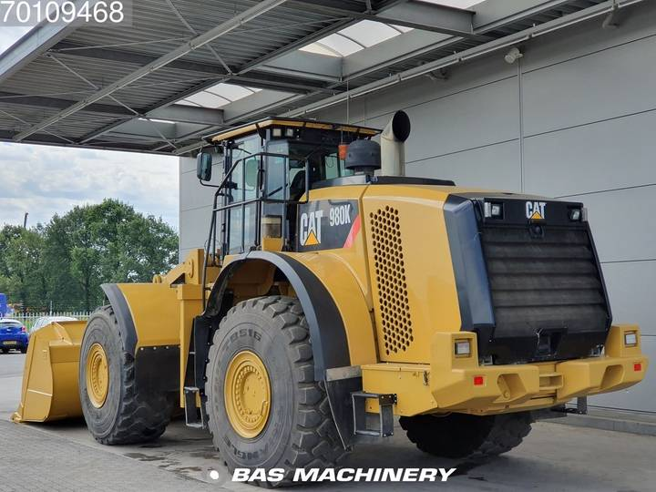 Caterpillar 980 K Nice and clean condition - 2014 - image 2