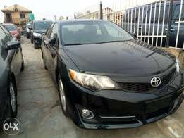 2014 Camry sport tokunbo clean title