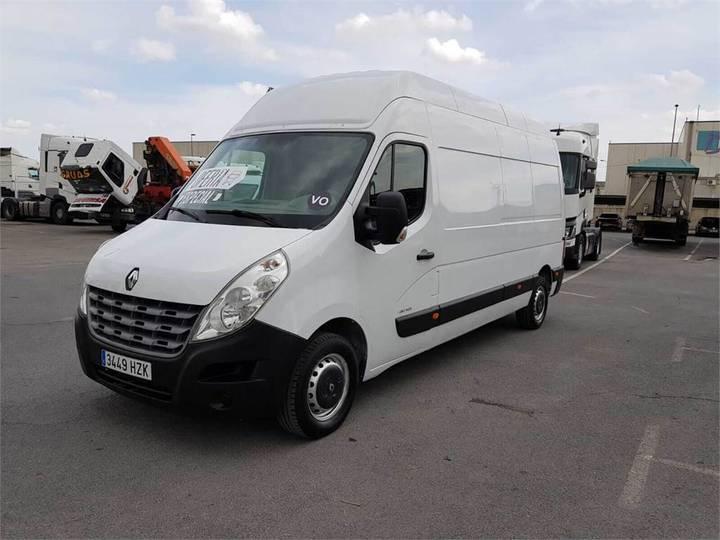 Renault Master 125.35 - 2014
