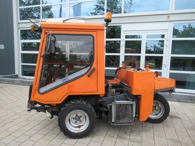 Nimos Porter OKB II Werktuigdrager Onkruidborstel - 2002