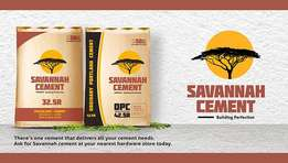 Savannah Cement