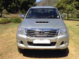 Toyota Hilux Extra Cab 3L D4D - ONLY 60000km - Bal of Motor Plan!
