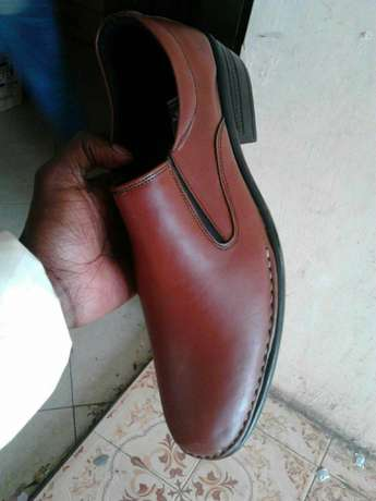 Official male shoes, leather. FREE DELIVERY. Nairobi CBD - image 8