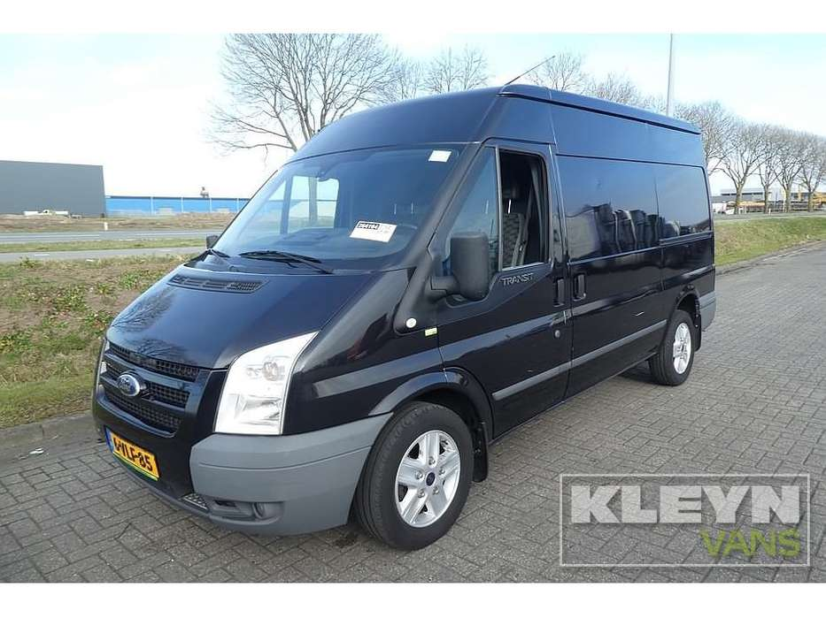 Ford TRANSIT 280 M 140 AC zwart, cool edition, - 2011