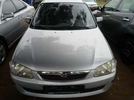 Clean tokunbo direct Lagos clear Mazda 323 no condition buy and used