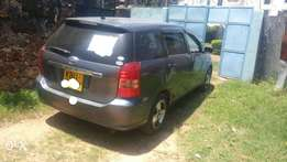 Toyota wish for sale fully loaded