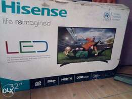 "BRAND NEW Hisense Hisense 32"" FHD LED 32M2160H Television + USB Video"