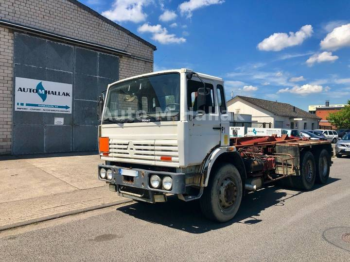Renault G 300 Manager 6x4 Abrollkipper - 1991