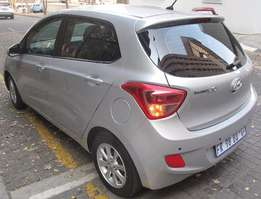 2015 Hyundai i10 Grand 1.2 Fluid For Sale, Great condition (R78,999)