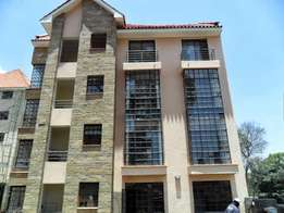 Kilimani 2 br apartment to let