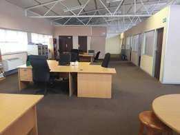 office space availble in klipfontein 460sq