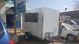 Fast food and Catering Trailers!