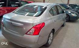 First body, cooling AC,Nissan almera 2013