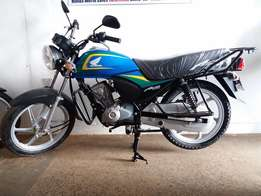 Ace CB125 Kick Start