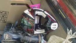 Bike helmets from r250 to r1500