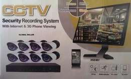 CCTV/home & business security