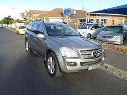 2008 Mercedes GL 320 CDi 7G-Tronic 7 Seater