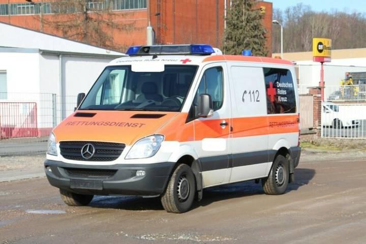 Mercedes-Benz Sprinter CDI 313 Strobel - 2012