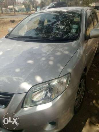 Quick sale on this well maintained Toyota Fielder 2009 make KCF 1500cc Nairobi CBD - image 7