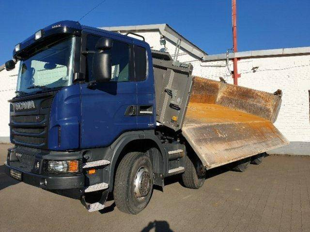 Scania G 440 8x4 G 440/8x4, Meiller Bordmatik, Retarder, Schalter - 2013