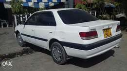 Toyota carina 1500 cc manual