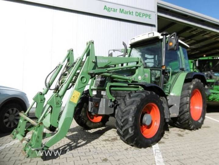 Fendt farmer 309 ci - 2004