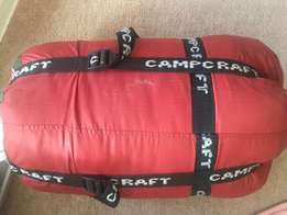 Campcraft sleeping bag for sale