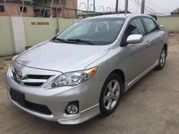 Super Clean Toyota Corolla Sport Edition 2011 model for just N3.8m Onl