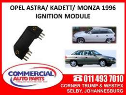 Opel Astra/ Kadett 96- Ignition module for sale