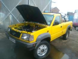 Toyota 22r motor an Gearbox paper work in order