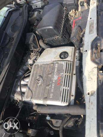 Lexus RX300 first body, clean and just like tokunbo engine Ikeja - image 7
