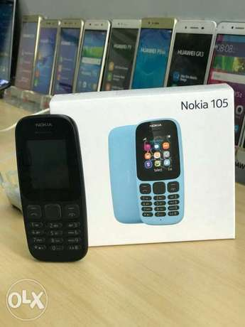 Nokia 105,brand new and sealed in a shop Nairobi CBD - image 1