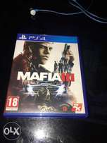 solid mafia 3 PS4 game cd for sale