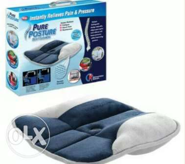 As Seen On TV Pure Posture Seat Cushion