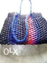 bag made of rope