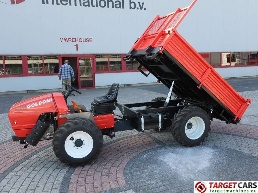 Goldoni Transcar 28RS Utility 4WD Tipper 3-Way Dumper NEW - image 6