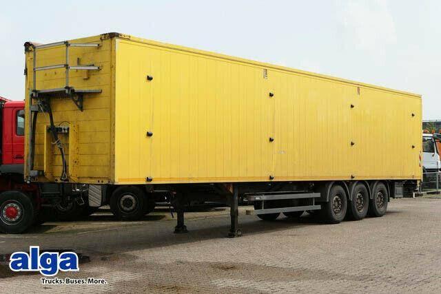 Schmitz Cargobull SW 24SL G, 92m?, SAF, Reifen gut, 6mm Boden - 2008
