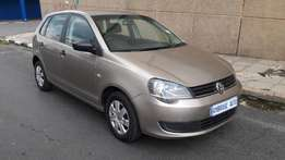 2015 Volkswagen Polo Vivo 1.4i is available