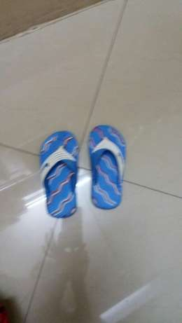 Kids vest and slippers Majengo King'Orani - image 2