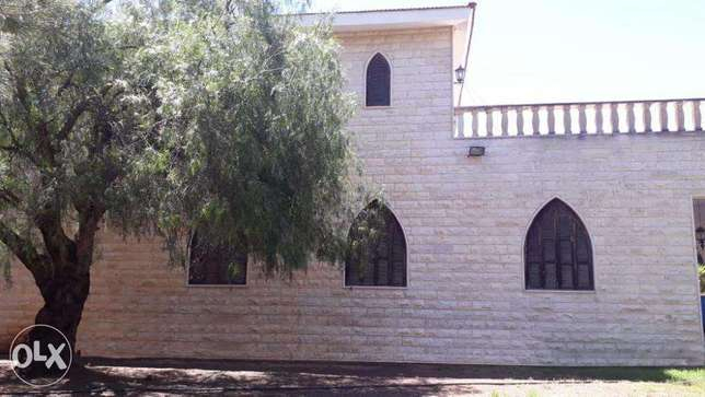 Luxurious Villa in Srifa- Sour with Swimming Pool and Garden