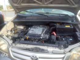 Bebeto Motors Africa come wt Xmas gift buying an use Toyota Sienna 01