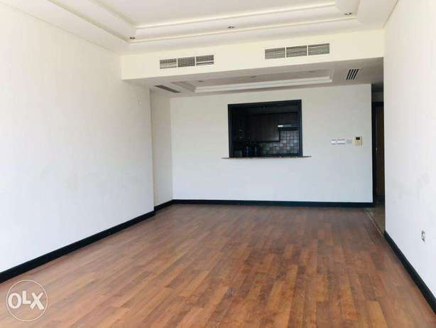 On lower floor 2 bedrooms flat semi furnished flat for sale at Abraj