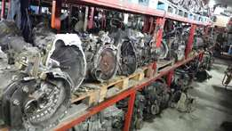 Wide range of engine n gearbox