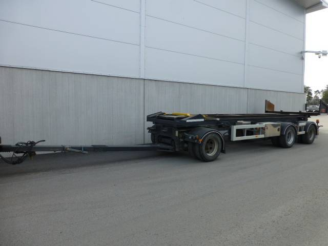 Jyki V31-wt Tippsläp - 2015