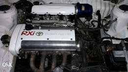 Toyota Conquest for sale or swop RXI motor